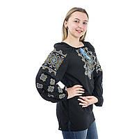 Шифоновые блузки с вышивкой