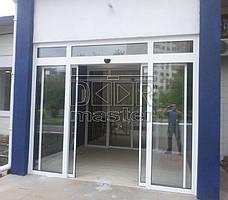 Автоматические двери Cuppon, Киевводоканал (г. Киев) 23.05.2017