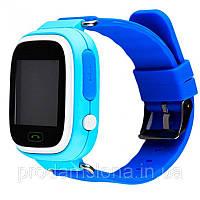Детские часы с GPS  Kids online Tracking watch Q60-2 Blue