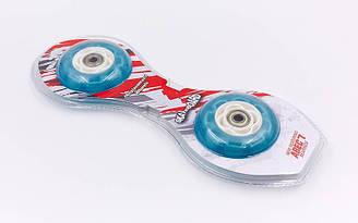 Колеса для скейтборда (2шт) RipStik с подшипником ABEC-7-SK-4907(PU, р-р 76мм )