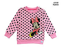 Кофта Minnie Mouse для девочки. 92, 98, 116, 122 см, фото 1