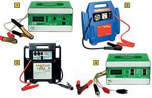 Пускозарядные и зарядные устройства для автомобилей