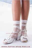 Туфли детские для танцев Классик Бант