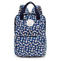 Стильные городские рюкзаки с цветами KingLong