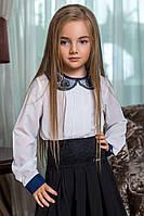 Блузка детская 0004юр школа