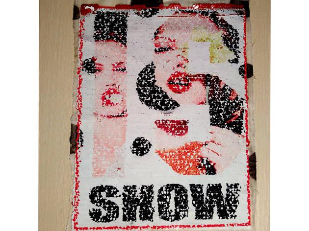 Нашивка из пайеток слайдер Show, фото 2