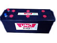 Аккумулятор UNO 6CT- 140Аh EN900(3) (513x189x217)