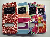 Обложка-слайдер с окошками для iNew V3 Plus