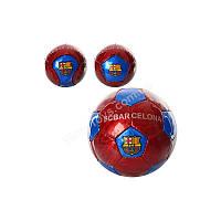 Мяч футбольный BR2 1166 ABC размер 2, клуб FC BARCELONA