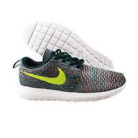 Мужские кроссовки Nike Flyknit Roshe Run
