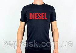 Футболка DIESEL-1 black-blue