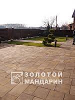 ТРОТУАРНАЯ ПЛИТКА Золотой Мандарин Модерн