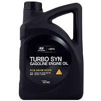 Моторное масло Mobis Hyundai/KIA Turbo SYN Gasoline 5W-30 4л
