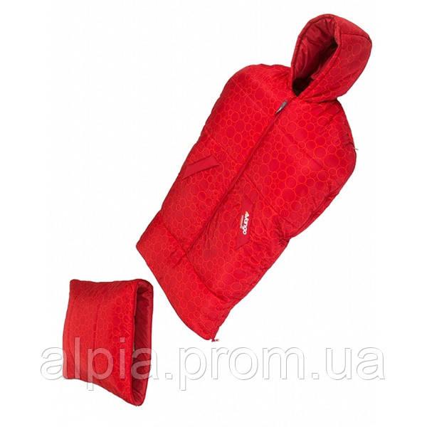 Спальный мешок Vango Starwalker/12°C/Circles (с прорезями для рук)