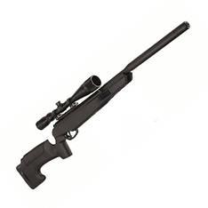 Пневматическая винтовка Stoeger A_TAC Suppressor Combo с прицелом