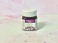 Краска по керамике Пурпурная 356 Decola 15мл.