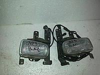 Фара противотуманная левая на Mazda 323 BA C 1993-1998 года. БУ. Код BC5A51690