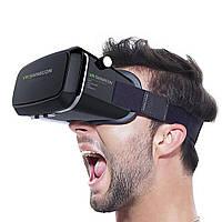 Очки виртуальной реальности для телефона VR Shinecon, с пультом, Акция