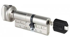 Tokoz Pro 300 60мм 30х30Т ключ/тумблер никель матовый (Чехия)