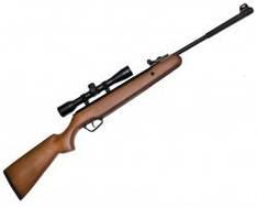 Пневматическая винтовка Stoeger X10 Wood Combo с прицелом