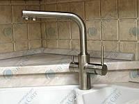 Кухонный смеситель IMPRESE Daicy 55009S-F, фото 1