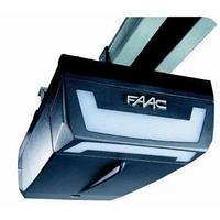 Автоматика FAAC D700KIT для гаражных ворот с площадью до 10 метров кв. и высотой 3,8 м