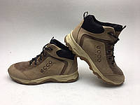 Мужские ботинки ECCO бежевые