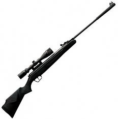 Пневматическая винтовка Stoeger X50 Synthetic Stock Combo с прицелом