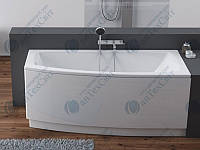 Акриловая ванна AQUAFORM Arcline 150*70R (241-05314)