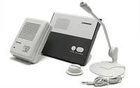 """Комплект громкоговорящей связи """"клиент-кассир"""" Commax HF-8CM/HF-4D"""