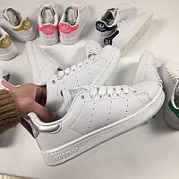 Легендарные женские кроссовки Adidas Stan Smith silver