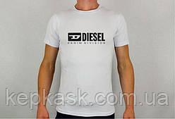 Футболка DIESEL white