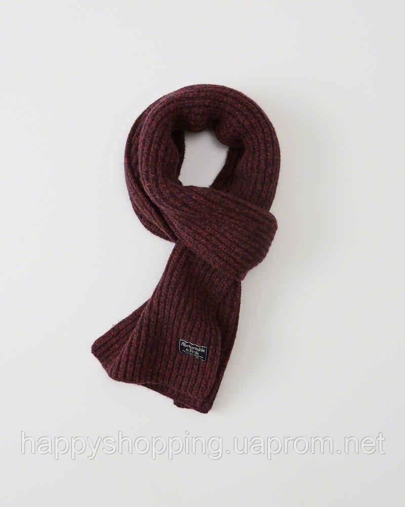 Шерстяной шарф Abercrombie & Fitch