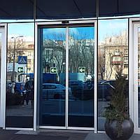 Автоматические раздвижные двери Gilgen SLA