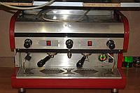 Профессиональная кофемашина emonek red б/у.