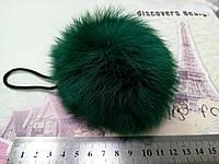 Бубон из кролика (зеленый)