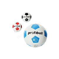 Мяч футбольный VA 0018 размер 4, Profiball, в кульке