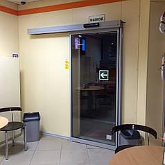 Автоматические раздвижные двери Tormax 2101