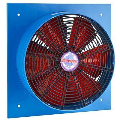 BSMS 350 осевой вентилятор BVN (Турция)
