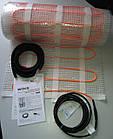 WoksMat 160 - 1 м2 (160Вт) Нагрівальний мат двожильний для теплої підлоги, фото 2