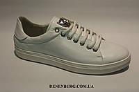 Кеды мужские DENENBURG 31-01 белые, фото 1