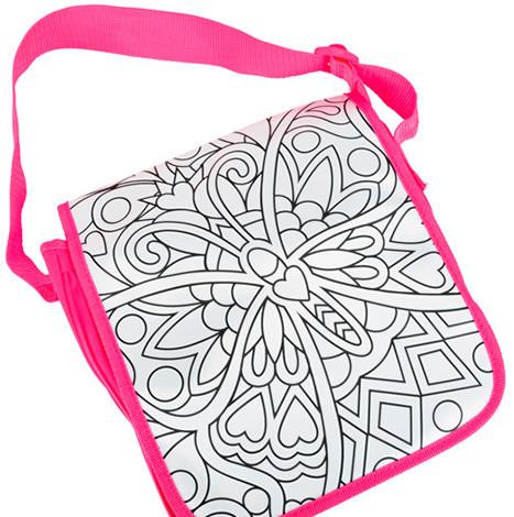 Детская сумка раскраска хамелеон Color me mine Simba 6371460