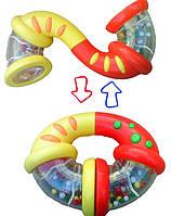Розвиваюче брязкальце-трансформер / Развивающая погремушка-трансформер