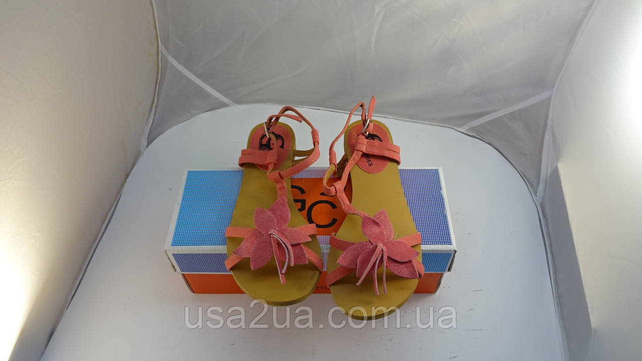 Из США! Босоножки Gc Shoes FLORA 37р.