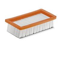 Плоский складчатый фильтр для зольных пылесосов Керхер