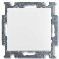 Выключатель 1-клавишный, белый - Abb Basic 55