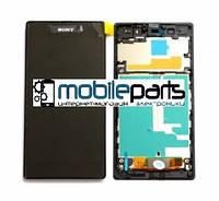 Оригинальный Дисплей (Модуль) + Сенсор  для Sony C6902 | C6903 | C6906 | C6943 | L39h | Xperia Z1 (С рамкой)