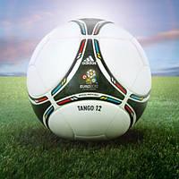 Аdidas и УЕФА представили мяч Чемпионата по футболу УЕФА Евро-2012™ «Танго 12»