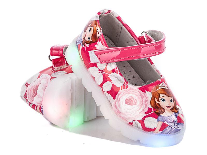 Туфли led