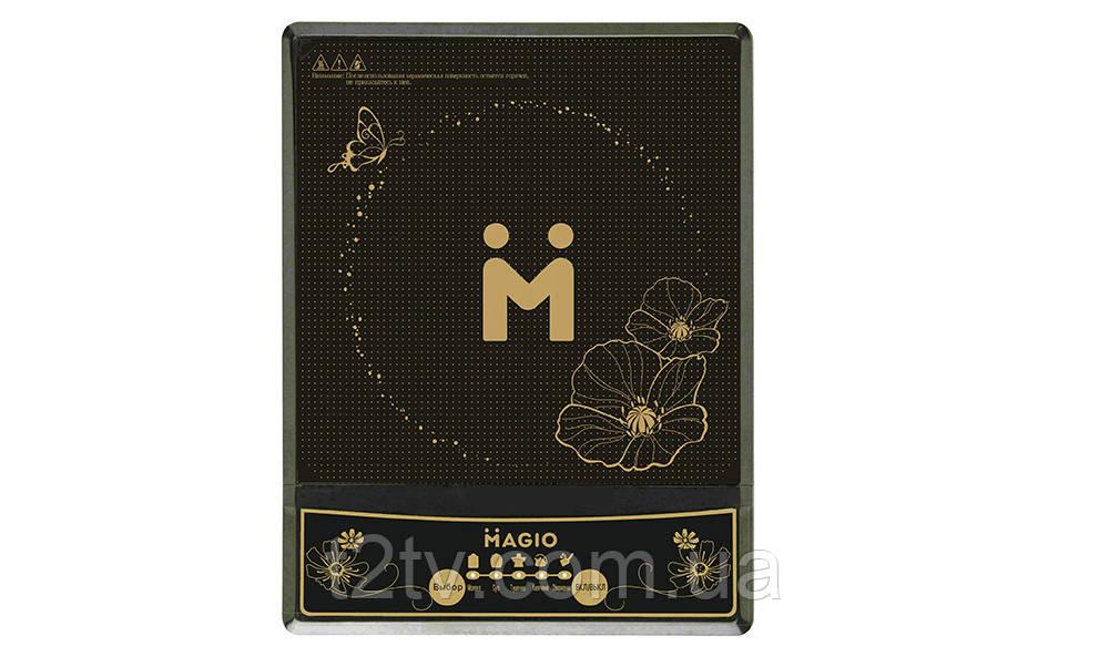 Индукционная плита 2000W MAGIO MG-443 - Онлайн Гипермаркет Т2ТВ в Киеве